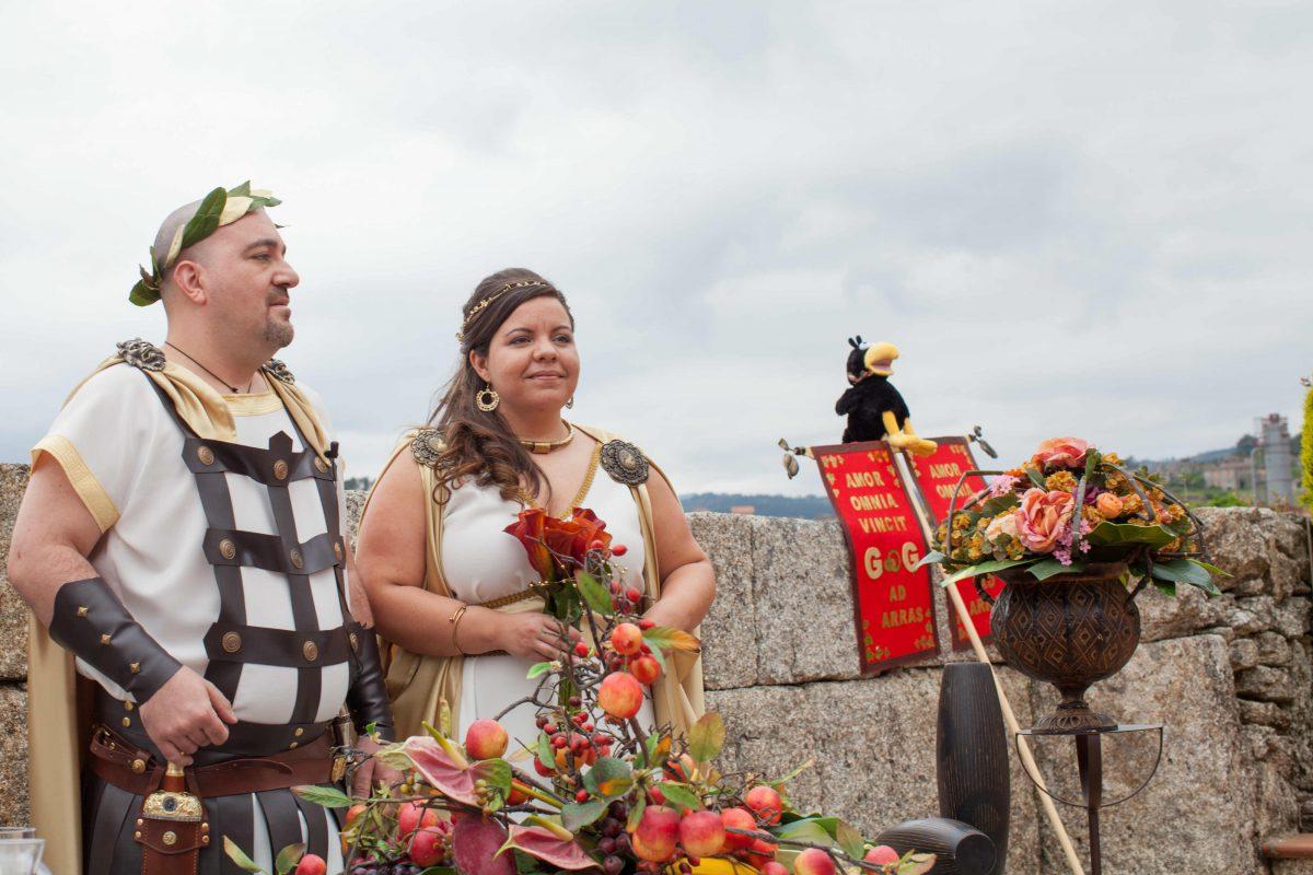 Boda temática Vikinga por Dreams of Princesses